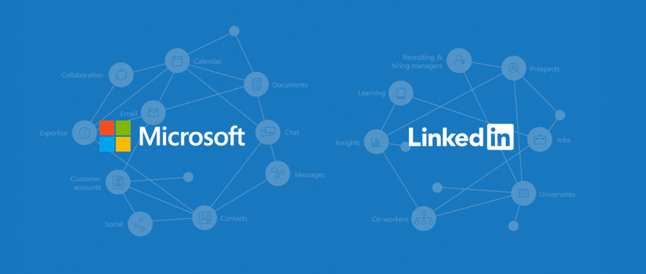 Microsoft and LinkedIn Team Up